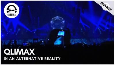 Clubbing Experience at Qlimax - In An Alternative Reality