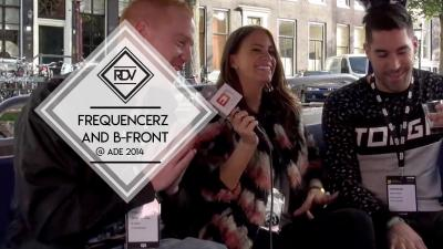 Rendez-vous with Frequencerz and B-Front @ ADE 2014