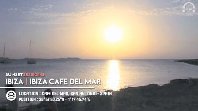 Sunset Session @ Ibiza Cafe del Mar
