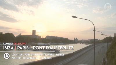 Sunset Session @ PARIS - Pont d'Austerlitz