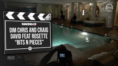 Making Of - Dim Chris and Craig David feat Rosette - Bits N Pieces