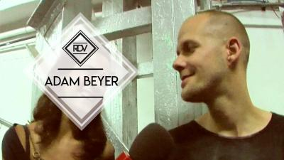 Rendez-vous with Adam Beyer