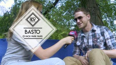 Rendez-vous with Basto @ Inox Park Paris