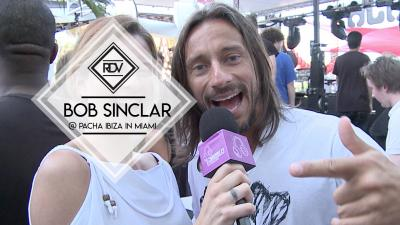 Rendez-vous with Bob Sinclar @ Pacha Ibiza in Miami