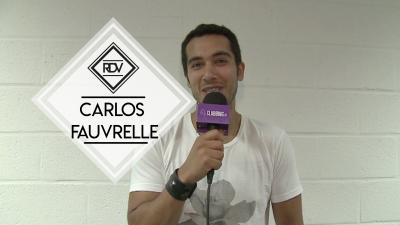 Rendez-vous with Carlos Fauvrelle