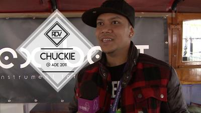 Rendez-vous with Chuckie @ ADE 2011