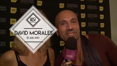 Rendez-vous with David Morales @ ADE 2010