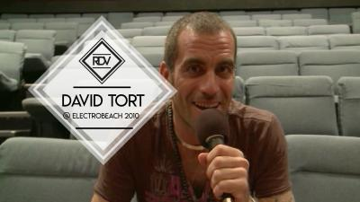 Rendez-vous with David Tort @ Electrobeach 2010