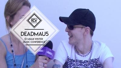 Rendez-vous with Deadmau5 @ Miami Winter Music Conference