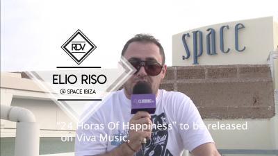 Rendez-vous with Elio Riso @ Space Ibiza