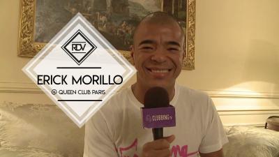 Rendez-vous with Erick Morillo @ Queen Club Paris