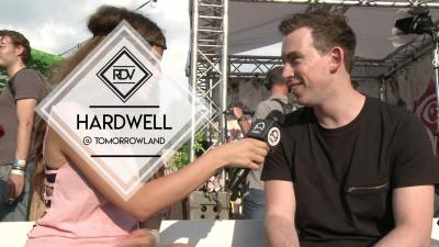 Rendez-vous with Hardwell @ Tomorrowland