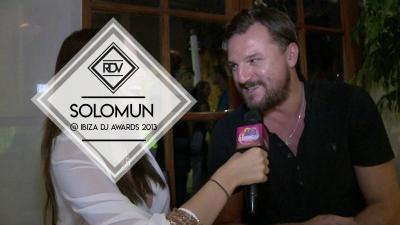 Rendez-vous with Solomun @ Ibiza Dj Awards 2013