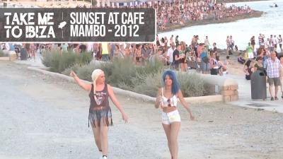 Sunset @ Café Mambo - 2012