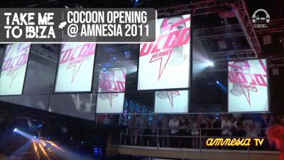 Cocoon Opening @ Amnesia 2011