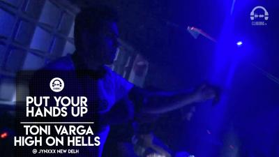 People From Ibiza @ Jynxxx New Delhi with Toni Varga & High On Hells