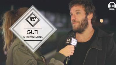 Rendez-vous with Guti @ Snowbombing