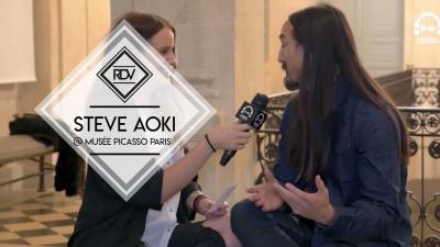 Rendez-vous with Steve Aoki @ Musée Picasso Paris