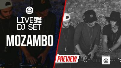 Live Dj Set with Mozambo