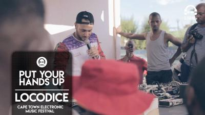 PYHU Cape Town Electronic Music Festival with LocoDice - Bridges for Music