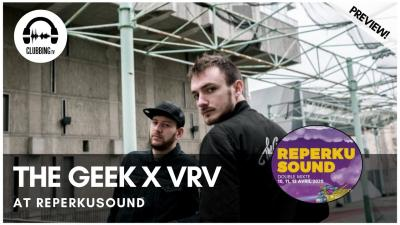 Clubbing Experience with The Geek x VRV @ Reperkusound