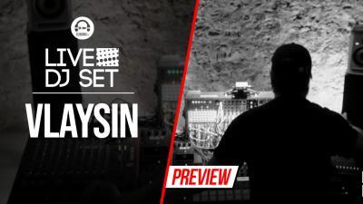 Live Dj Set with Vlaysin