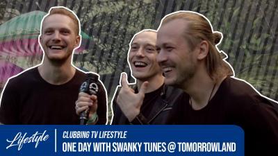 One Day With Swanky Tunes @ Tomorrowland