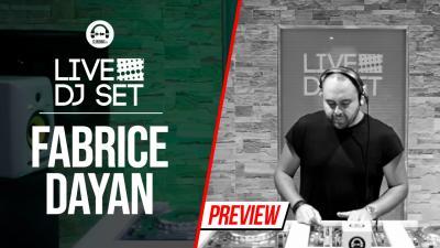 Live Dj Set with Fabrice Dayan