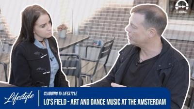 Lo's Field - Art and Dance music at the Amsterdam Dance Event