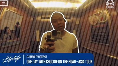 One Day with Chuckie on the Road - Asia Tour
