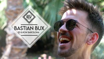 Rendez-vous with Bastian Bux @ Elrow Barcelona