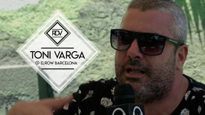 Rendez-vous with Toni Varga @ Elrow Barcelona