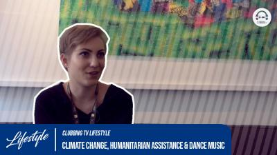 Climate change, Humanitarian assistance and Dance Music at Amsterdam Dance Event