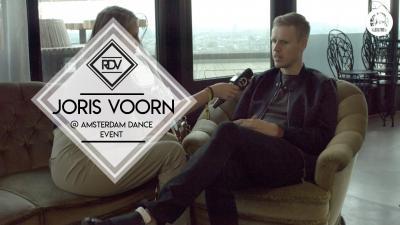 Rendez-vous with Joris Voorn @ Amsterdam Dance Event