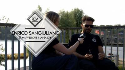 Rendez-vous with Enrico Sangiuliano @ Marvellous Island 2018