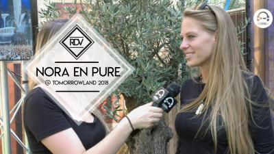 Rendez-vous with Nora En Pure @ Tomorrowland 2018