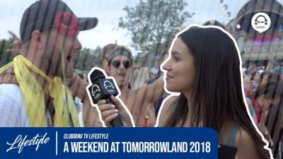 A weekend @ Tomorrowland 2018