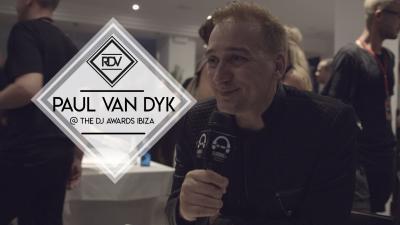 Rendez-vous with Paul Van Dyk @ The DJ Awards Ibiza