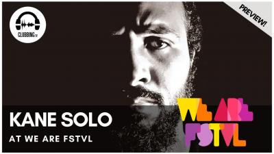Clubbing Experience with Kane Solo - ABODE stage @ We Are Fstvl 2019