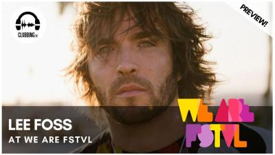 Clubbing Experience with Lee Foss - ABODE stage @ We Are Fstvl 2019
