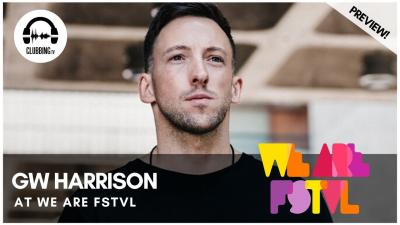 Clubbing Experience with GW Harrison - ABODE stage @ We Are Fstvl 2019