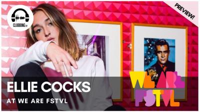 Clubbing Experience with Ellie Cocks - ABODE Stage @ We Are Fstvl 2019