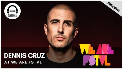 Clubbing Experience with Dennis Cruz - Solid Grooves stage @ We Are Fstvl 2019