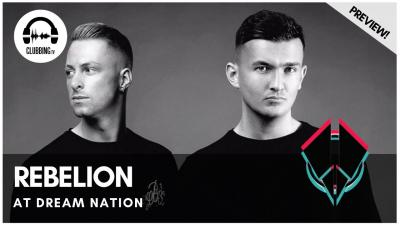 Clubbing Experience with Rebelion x Malice @ Dream Nation 2019 - Hard Stage
