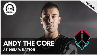 Clubbing Experience with Andy the Core @ Dream Nation 2019 - Hard Stage