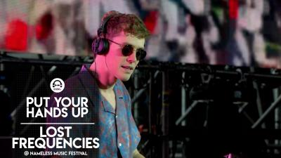 PYHU - Lost Frequencies @ Nameless Music Festival 2019