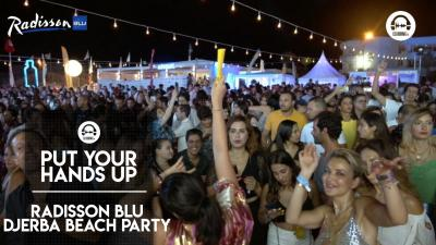 Radisson Blu Djerba Beach Party - Day 1
