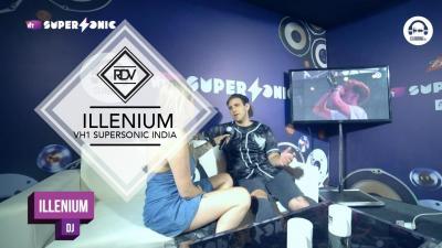 Rendez-vous with Illenium @ VH1 Supersonic India