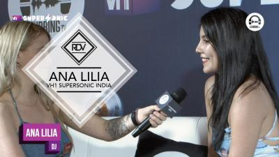 Rendez-vous with Ana Lilia @ VH1 Supersonic India