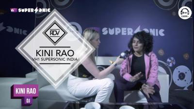 Rendez-vous with Kini Rao @ VH1 Supersonic India